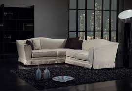 canape neptune canapé d angle en tissu blanc