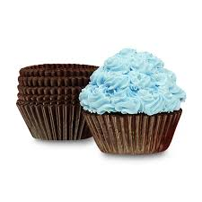 Glassine Cupcake Baking Cups