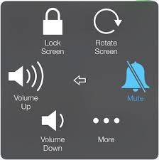 How to Control your iPhone Volume if a Volume or Mute Button Breaks