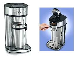 Hamilton Beach Single Serve Coffee Maker Cup Pods