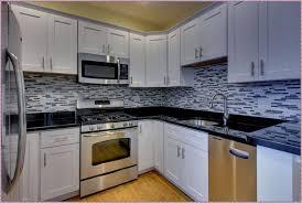 Kitchen Island Shaker Style Cabinets White Food Custom Cabinet L