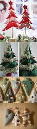 Which Christmas Tree Smells The Best Uk by Best 25 Fabric Christmas Trees Ideas On Pinterest Christmas