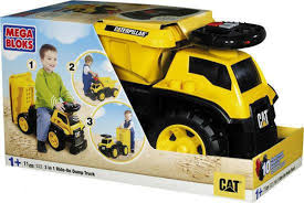 Bol.com | Mega Bloks CAT 3 In 1 Ride-On Dump Truck, Mega Brands ... Buy Mega Bloks Cat Large Vehicle Dump Truck In Cheap Price On 3 In 1 Ride On Man Christmas 27pc Cat Toy Set Stage Stores 12 Bsp Amazoncom Caterpillar Constructor Toys Games Lil Cnd88 From 2349 Nextag Mb Truck Platform Bx9 Factcool Bloks Push Along And Sitride Toy Articulated Trade Me