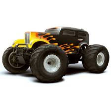 HSP Hot Rod Monster Truck 94111 2.4Ghz Electric 4WD Off Road RTR RC ... Distianert 112 4wd Electric Rc Car Monster Truck Rtr With 24ghz 110 Lil Devil 116 Scale High Speed Rock Crawler Remote Ruckus 2wd Brushless Avc Black 333gs02 118 Xknight 50kmh Imex Samurai Xf Short Course Volcano18 Scale Electric Monster Truck 4x4 Ready To Run Wltoys A969 Adventures G Made Gs01 Komodo Trail Hsp 9411188033 24ghz Off Road