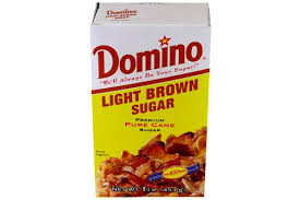 Amazon Domino Light Brown Sugar 1Lb 453 grams Grocery