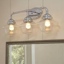 iron bathroom vanity lighting you ll wayfair