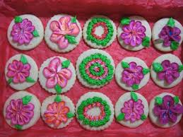 Decorated Shortbread Cookies by Pastries Cookies U0026 Breads Ine U0027s Cakes Eugene Oregon