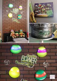 Ninja Turtle Themed Bathroom by Project Home Redecorate Ninja Turtles Bedroom Ideas Soiree