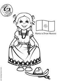 Multicultural Coloring Peru