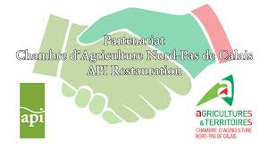 chambre d agriculture nord pas de calais signature partenariat api restauration chambre d agriculture nord
