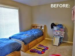 Boy Girl Bedroom Photo