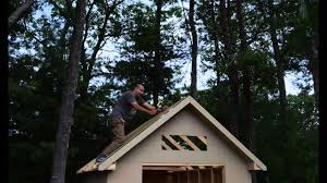 6 X 12 Shed Kit by Building A Costco Everton 8x12 Shed Youtube