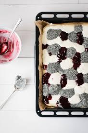 rezept für kleckselkuchen böhmischer auf hefeteigboden