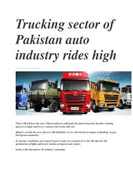 Trucking Sector Of Pakistan Auto Industry Rides High   Truck ... Oklahoma Motor Carrier Summer 2014 By Trucking News Archives Wcs Permits And Pilot Cars Dmv Impremedianet Occupational Safety Health Management Environmental Industry Red Intertional Terrastar Dump Turck Snplow My Truck Ford Shifts Truck Production To Northeast Ohio Fox8com Home Oregon Associations Or Department Of Transportation Cssroads Renewal 240 Current Funding Inadequate Mtain Oregons Bridges Local Project Would Reroute Highway 69 Around Muskogee Newson6com