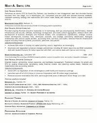 8 Finance Resume Example