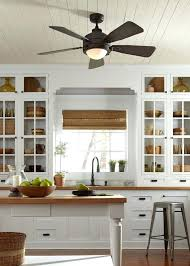 kitchen ceiling fan with light stunning ceiling fan for kitchen