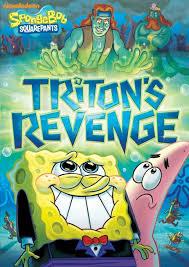 Spongebob Squarepants Halloween Dvd Episodes by Triton U0027s Revenge Encyclopedia Spongebobia Fandom Powered By Wikia