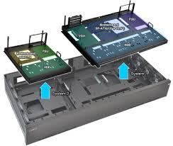 bureau boitier pc lian li dk 03x achat boitier pc gamer sur materiel