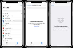 Google removes passcode Touch ID Face ID lock from Drive Docs