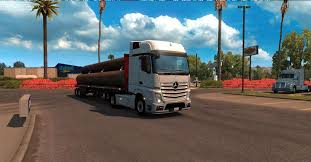 MERCEDES ACTROS 2014 TRUCK With All Cabins & Accessories (3 ...