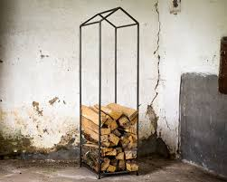 firewood storage box container atelier article
