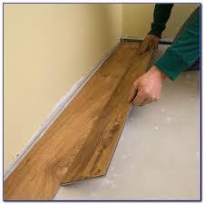 vinyl click plank flooring underlayment flooring home
