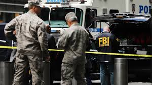 100 Warner Truck Center Apparent Pipe Bombs Mailed To Clinton Obama And CNN NPR