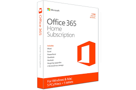 Microsoft fice 365 Home Premium 5 Users 1 Year