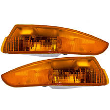 EverydayAutoParts.com - 93-02 Chevrolet Camaro Set Of Side Park ... 25 Oval Truck Led Front Side Rear Marker Lights Trailer Amber 10 Xprite 7 Inch Round Super Bright 120w G1 Cree Projector 4 Rectangular Lamp Light For Bus Boat Rv 12 Clearance Speedtech 12v 3 Indicators 4pcs In 1ea Of An Arrow B52 55101 Amber Marker Lights Parts World Vms 0309 Dodge Ram 3500 Bed Side Fender Dually Marker Lights 1pc Red Car Led Truck 24v Turn Signal 2018 24v 12v For Lorry Trucks 200914 F150 Front F150ledscom Tips To Modify Vehicle With Tedxumkc Decoration
