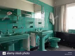 1932 1933 brinkman der vlugt erbaut badezimmer im