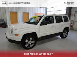 Pre-Owned 2017 Jeep Patriot High Altitude Sport Utility In ...
