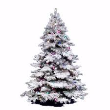 When Colors Mean A Happy Christmas For You Multicolored Tree Is The Right One