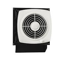 Humidity Sensing Bathroom Fan Wall Mount by Shop Broan 6 5 Sone 180 Cfm White Bathroom Fan At Lowes Com