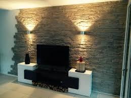 steinwand optik optik steinwand steinwand wohnzimmer