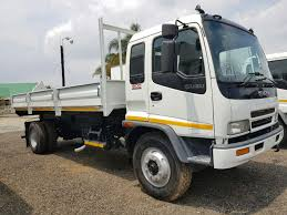 2002 Isuzu FTR800 Dropside Tipper Truck For Sale | Junk Mail