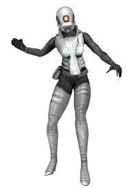 Prototype Female Combine Sniper Hl2proto Fassassin2 Hl2survivor
