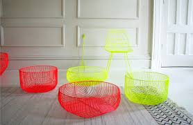New Colorful Wire Furniture From Bend - Design Milk Artg13 Neon Chair Chairs Modern Polypropylene Mg Sedie Amazoncom Leighhome Chair Cushions Decor Tunnel With Lights Vintage Mid Century G Plan Ding Table And Painted Adorable Bright Diy Settings That Youre Going To Fall In Shop Noir Gallery Designdn Palm Springs Metal Retro Abstract Houdini By E15 Stylepark A Woerland Called Tokyo Side Manshi Society6 Forzza Walnut Olx Artois Plastic Flipkart For Designs Set Persons Close Up View Of Empty Folding Tables Neon Green Chairs Table Decor Glow Party Party Decorations 80s Pink Jungle Wild Statement Livingroom Hall Or Bedroom Yellow Classic Linen Runner Covers Linens