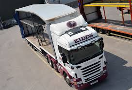 100 Kidds Trucks Transport Our Fleet