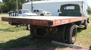 1953 Chevrolet 6400 Flatbed Dump Truck | Item H7318 | SOLD! ... Awesome 2000 Ford F250 Flatbed Dump Truck Freightliner Flatbed Dump Truck For Sale 1238 Keven Moore Old Dump Truck Is Missing No More Thanks To Power Of 2002 Lvo Vhd 133254 1988 Mack Scissors Lift 2005 Gmc C8500 24 With Hendrickson Suspension Steeland Alinum Body Welding And Metal Fabrication Used Ford F650 In 91052 Used Trucks Fresno Ca Bodies For Sale Lucky Collector Car Auctions Lot 508 1950 Chevrolet