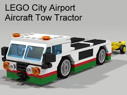 LEGO IDEAS - Product Ideas - Aircraft Tow Tractor