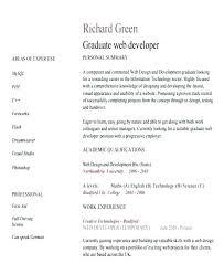 Web Developer Resume Objective Junior Sample 7 Templates Free Samples Examples Format