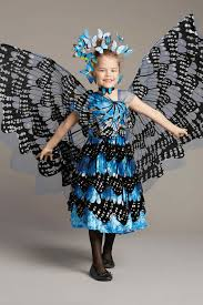Chasing Fireflies Halloween Catalog by Blue Monarch Butterfly Costume For Girls Chasing Fireflies