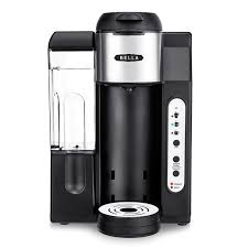 Single Serve Coffee Maker With Water Tank