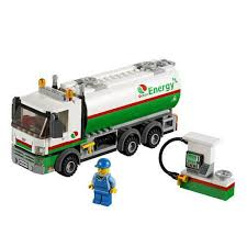 100 Lego Tanker Truck LEGO City 60016 Buy Online At The Nile