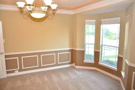 Chair Rail Dining Room Pictures With Interior Design