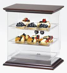 Bak3lw Rw Zoomj Countertop Bakery Display Cases A 95 Excellent