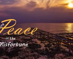 3 Steps To Finding Peace In The Misfortune