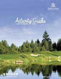 Pumpkin Patch Alpine Grand Rapids Mi by Suncadia Activity Guide September 2017 By Suncadia Resort Issuu