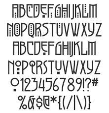 deco typography history best 25 nouveau font ideas on de texto