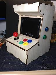 porta pi build your own mini arcade cabinet using a raspberry pi